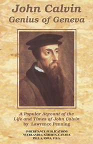 an introduction to the life of john calvin Was john calvin a murderer q  calvin held to the end of his life that the execution of servetus was just because he was a blasphemer, a heretic,.