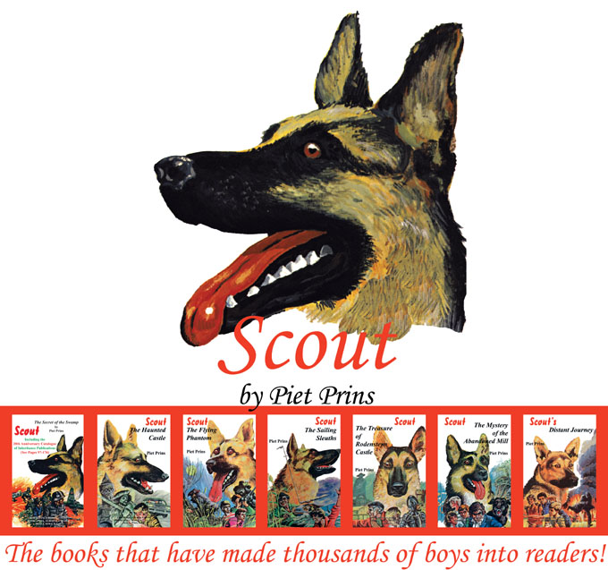 Scout by Piet Prins